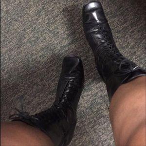 AUTHENTIC‼️ Prada Granny Boots